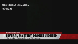 Source or reason behind numerous drones sightings in West Nebraska still a mystery