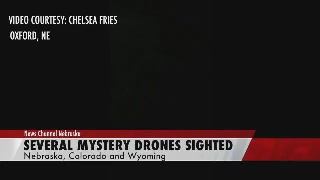 Source or reason behind numerous drones sightings in West Nebraska still a mystery