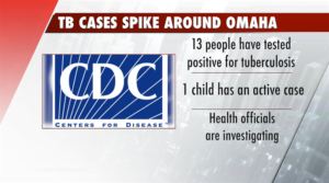 Omaha area health officials investigating string of TB cases