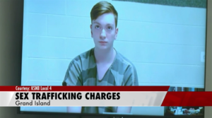Grand Island teen appears in court for human trafficking, child pornography