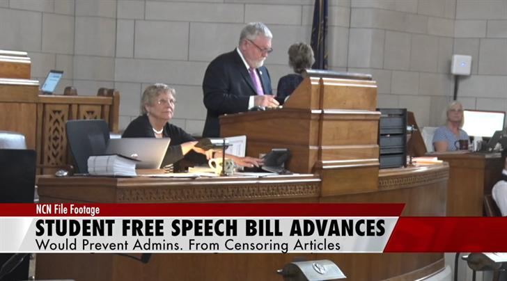 Free Speech For Student Journalists Bill Advances