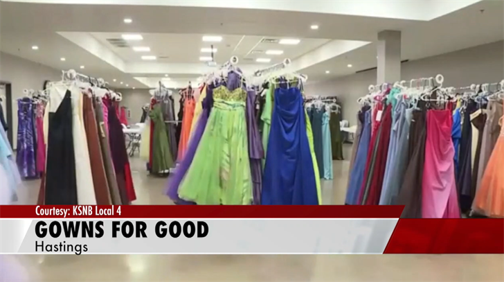 """YWCA accepting dresses for upcoming """"Gowns for Good"""" event"""