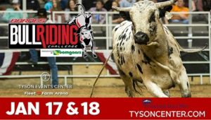 Friday Night Barnes Bull Riding Challenge Cancelled, Tickets To Be Honored Saturday