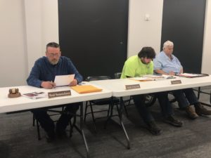BB City Council Holds Brief Meeting, Approves Tent Camping Rates