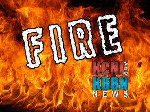 House Fire in Mason City