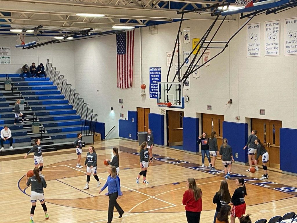 Blue Devil Girls Drop 10th Straight, Join Boys Tuesday At Crofton