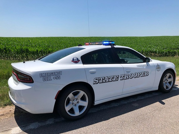 NSP: Driver Placed Into Protective Custody After Fleeing Traffic Stop In Custer County