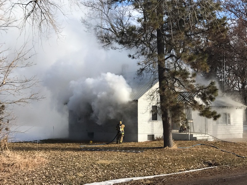 Home Fire in Westerville Thursday Morning