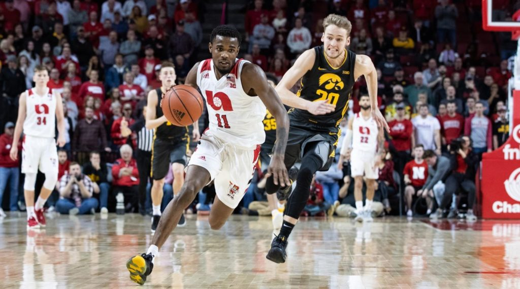 Huskers Host Michigan Tuesday