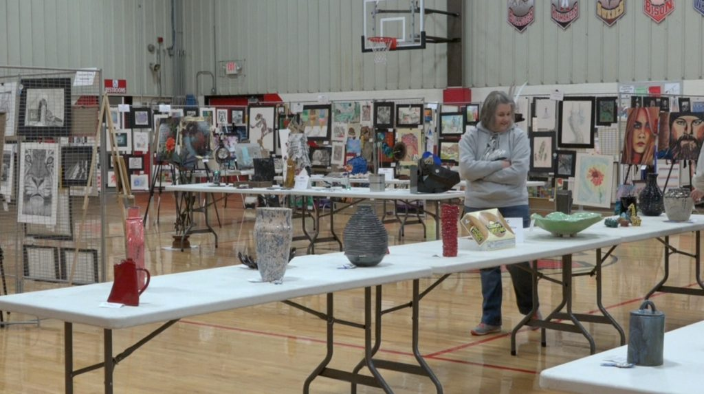 Annual MNAC Art Show This Weekend in Broken Bow