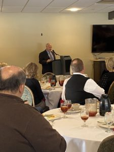 Getzschman Gives State of the City Address at Fremont GC