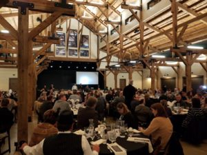 Annual Awards Featured During Chamber Banquet