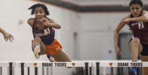 Warrior Indoor T&F Begin 2020 Slate; Kucera Sets School Record