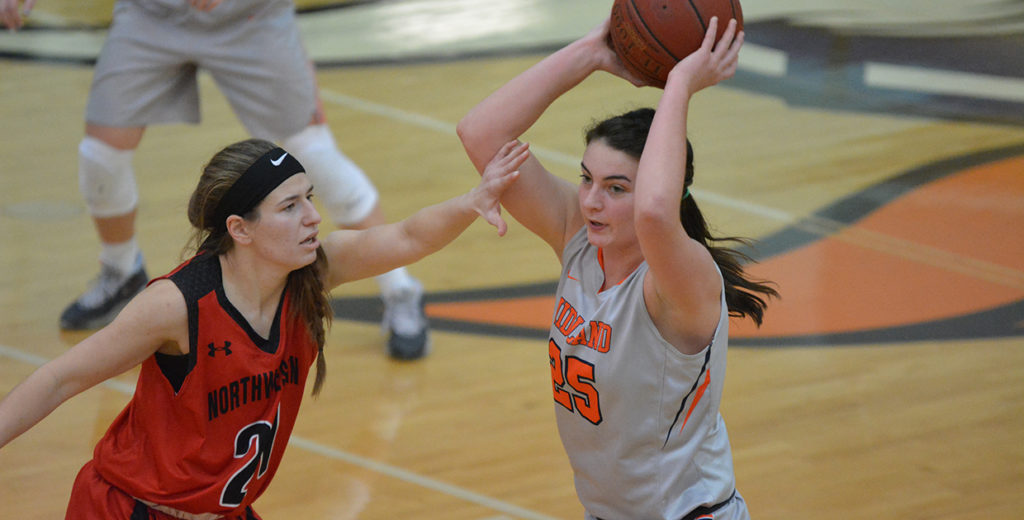 Lady Warriors Pick Up Home Win Over Briar Cliff