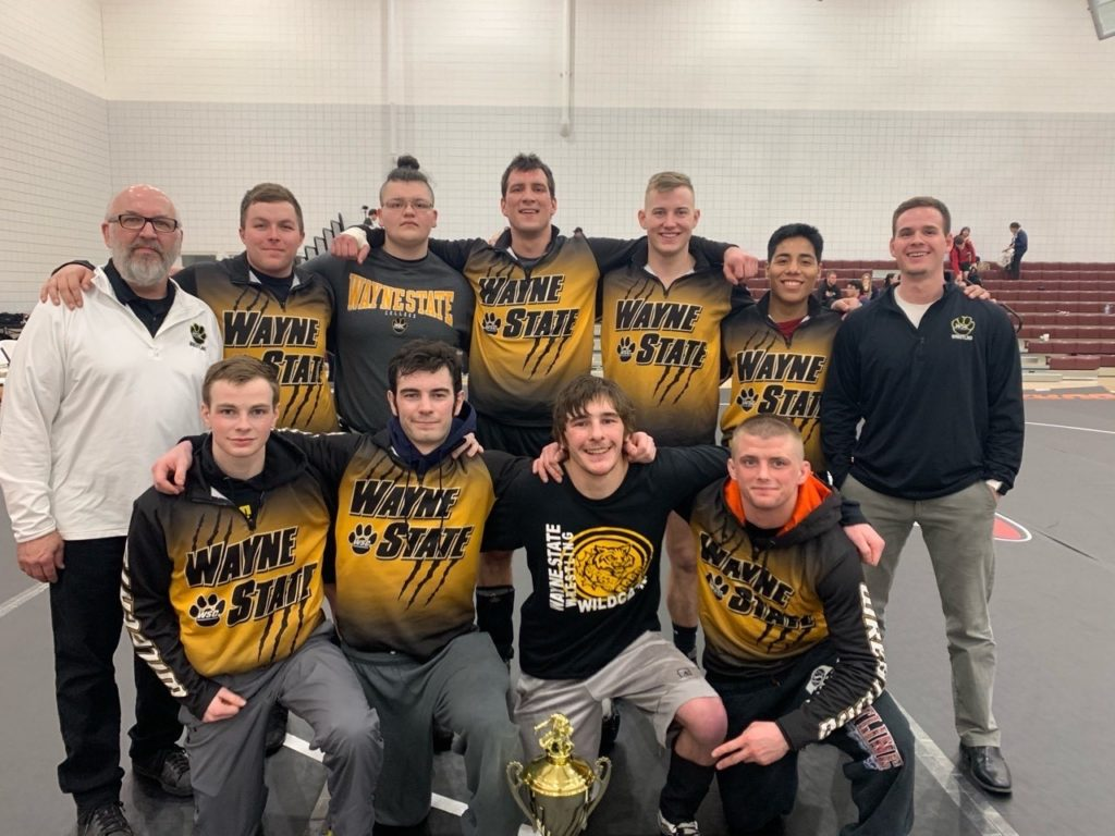 WSC Club Wrestlers Place Second During Regional Dual Competition, Post 36-11 Record In Contested Matches
