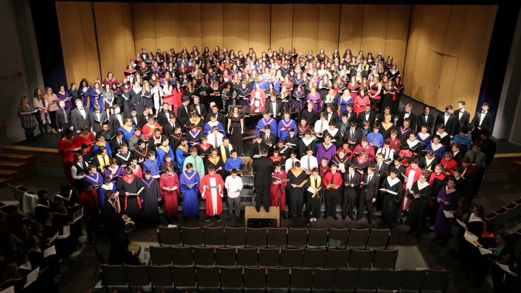 Honor Choir Festival To Feature Tri-State Regional Youth