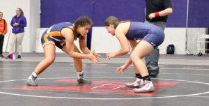 Warriors Drop Pair of Contests at National Duals