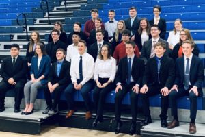 Wayne Speech Team Places Third, Individuals Highlighted
