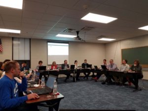 Architect Firm Provides Master Plan Information For School District, Organization Board Remains Same For 2020
