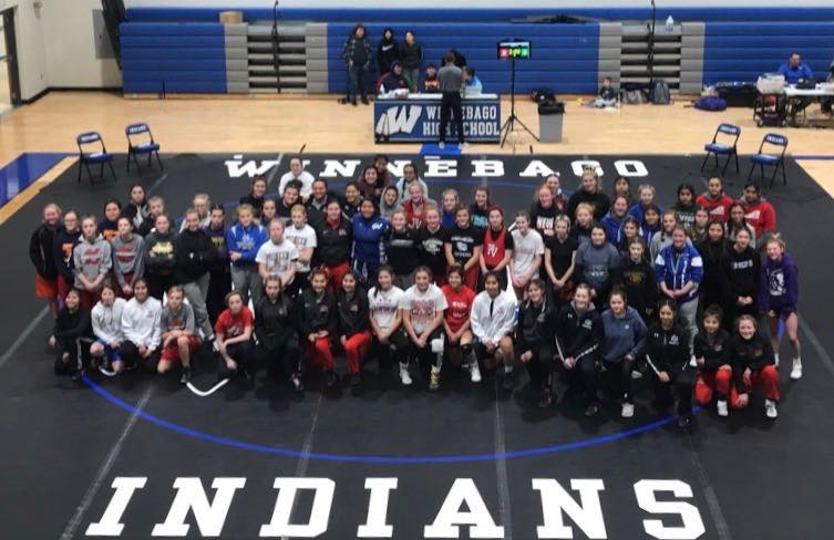 Results From 2020 Winnebago Lady Indian Invite