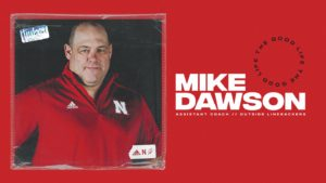 Dawson Returns to Nebraska Football Staff