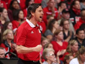 Tyler Hildebrand Named Associate Head Coach for NU Volleyball