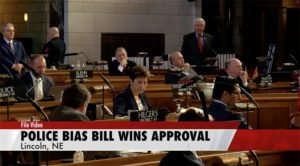 Police bias bill from longtime Sen. Chambers wins approval
