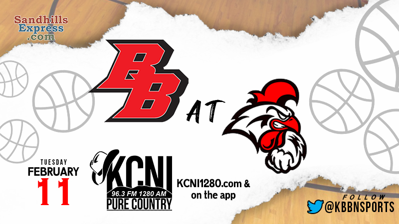 High School Basketball – Broken Bow vs Ord (on KCNI) / Ansley-Litchfield vs Arcadia/Loup City (on KBBN)