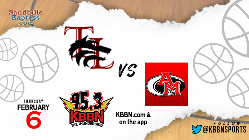 High School Basketball on KBBN – Twin Loup vs Anselmo-Merna