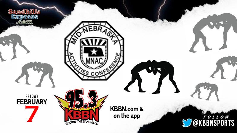 MNAC Wrestling Tournament – Friday on KBBN