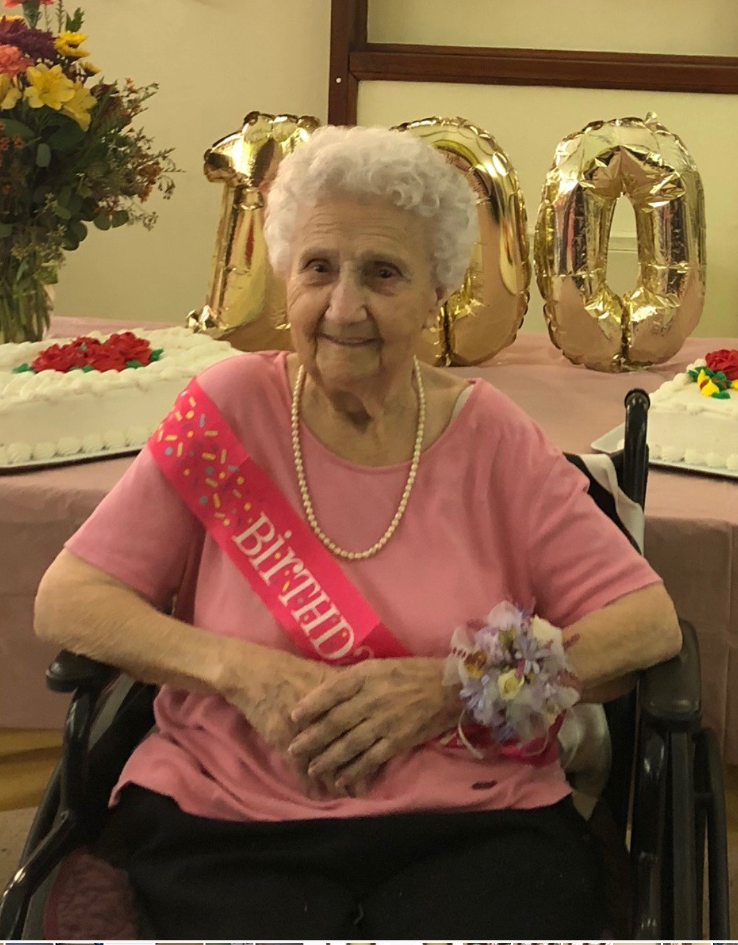 Funeral Services for Alta McIntosh, age 100