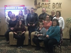 Broken Bow Chamber Hosts Annual Banquet and Presents Special Awards