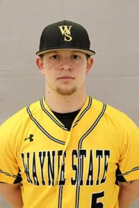Neumann Tabbed As Conference Player Of The Week, Recorded At Least Two Hits In Three-Game series
