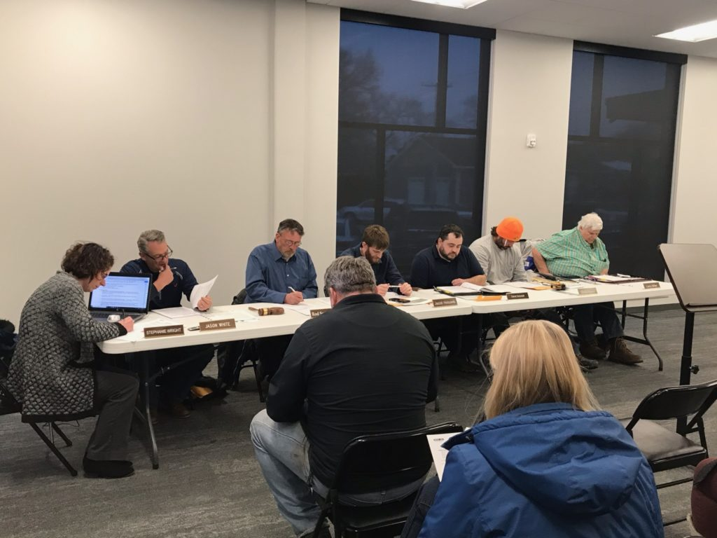 Broken Bow City Clerk and Treasurer Offices Combined