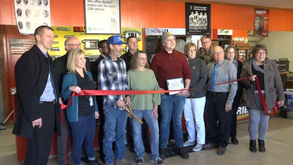 Chamber Hosts Ribbon Cutting Event For Exhaust Pros Total Car Care