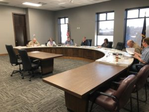 Custer County Supervisors Approve Highway Department's One And Six-Year Plan