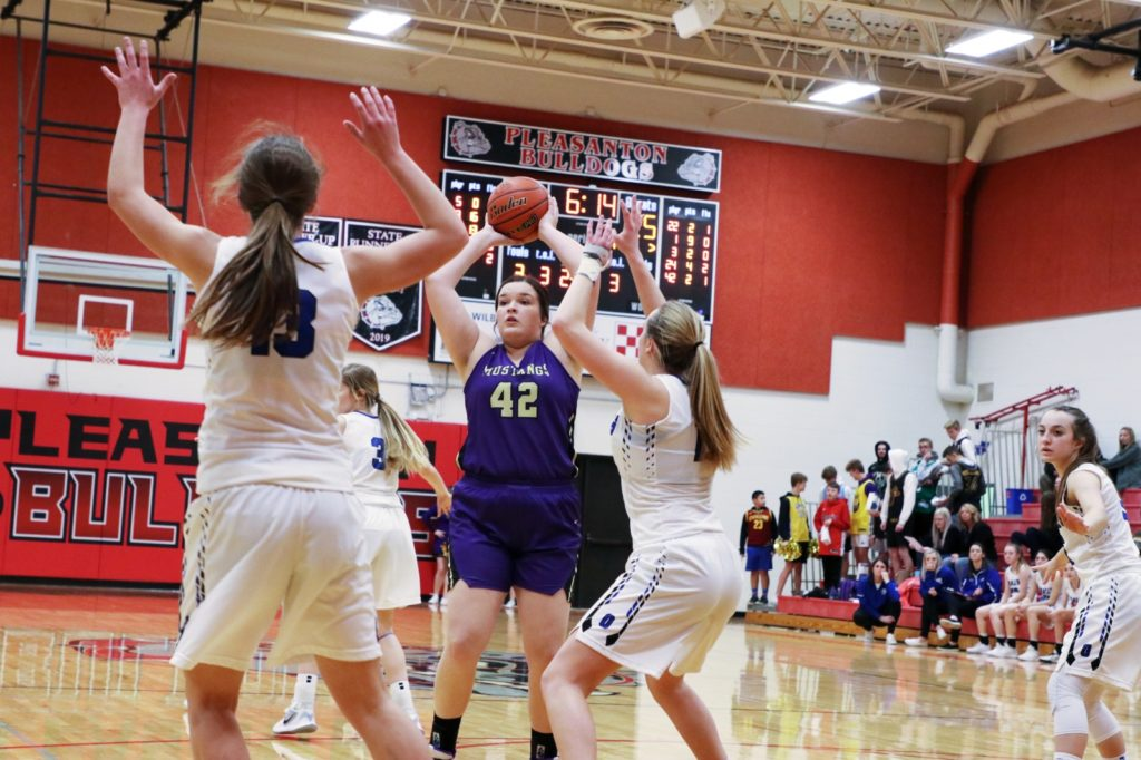 Fort Kearny Conference Basketball Tournament