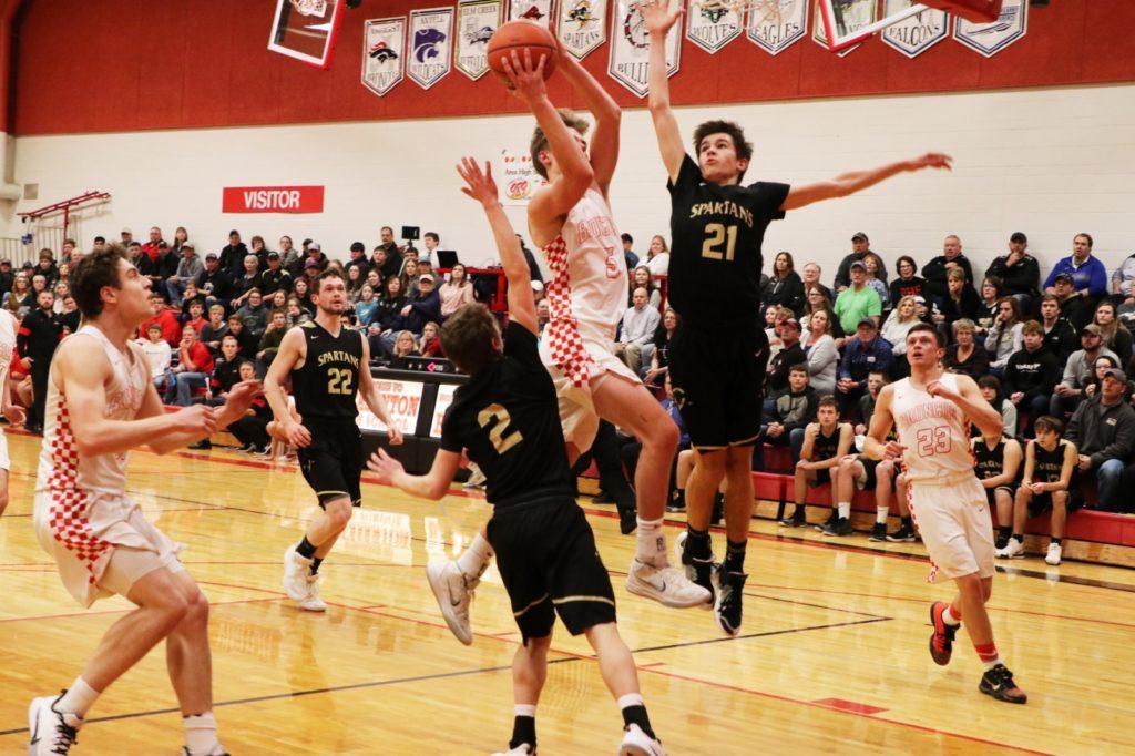 High School Basketball Scores 2/4 – Ansley/Litchfield Advances to FKC Semifinals