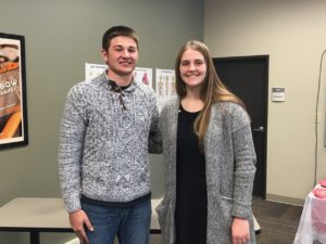 DAR Recognizes Custer County Students for Outstanding Citizenship