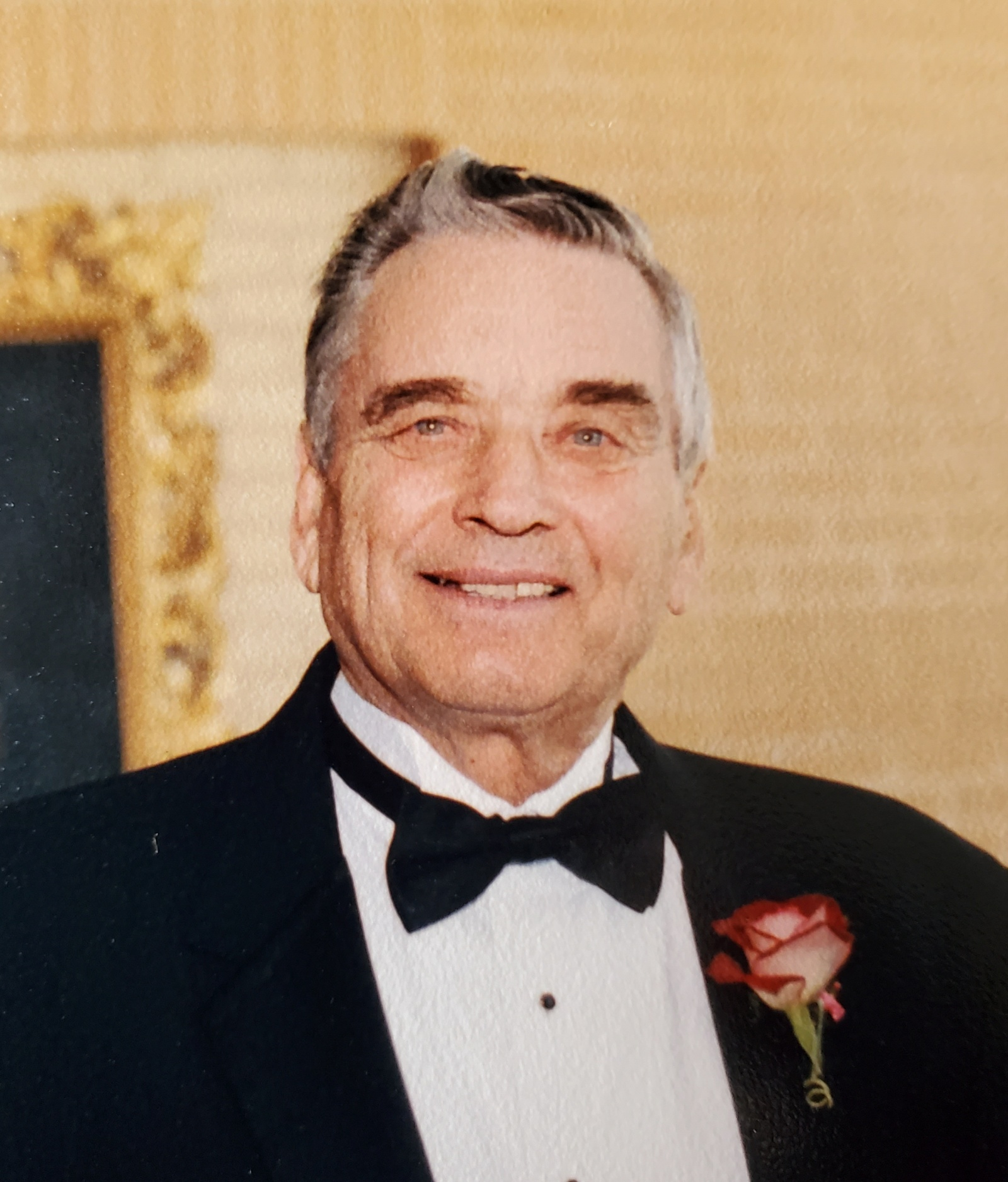 Funeral Services for Karl Hansen, DVM, age 88