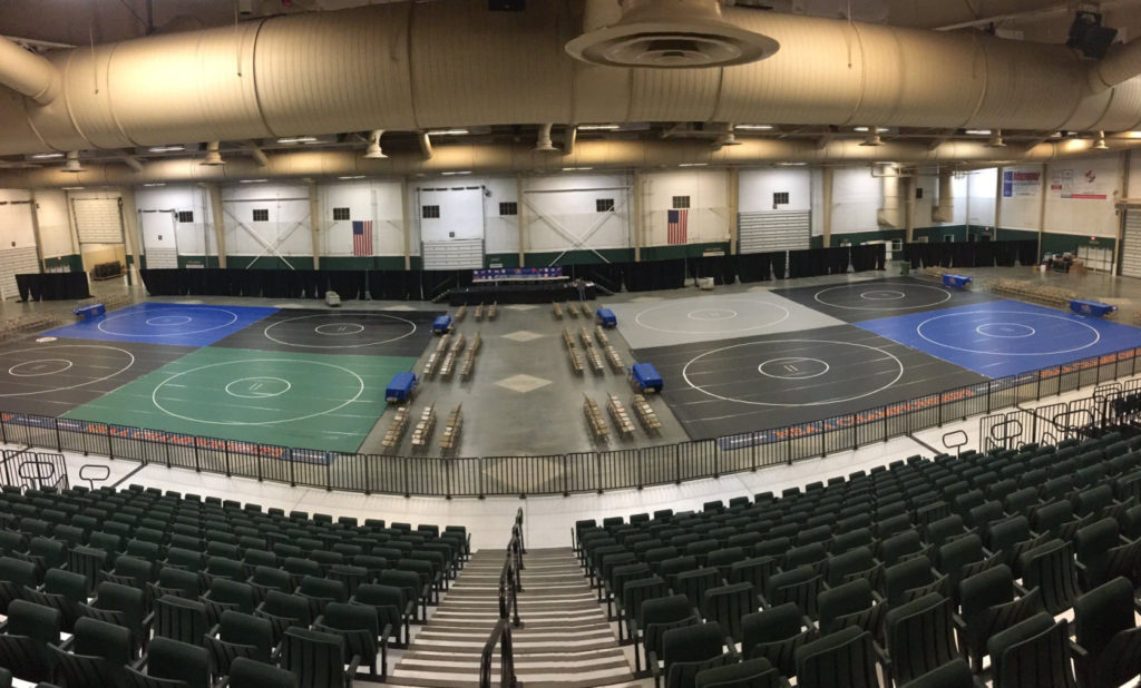 Northeast Nebraska Wrestling Teams Represented In Each Class During State Dual Championships