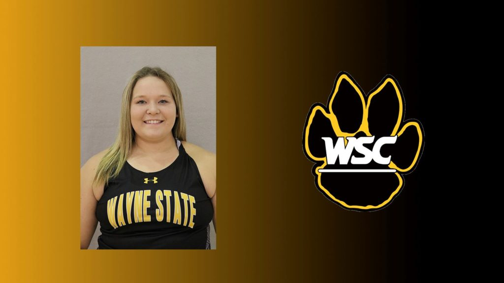 Scheil Sets Two Personal-Best Marks, Earns Field Athlete Of The Week Honors