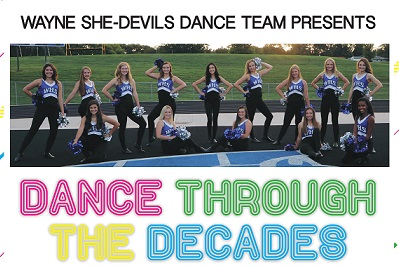 She Devils Dance Team Postponed Until Further Notice