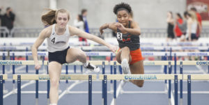 Warriors Compete at the GPAC Indoor Championships
