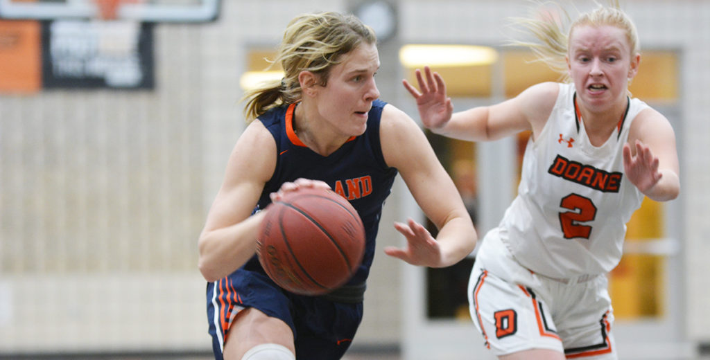 Win Streak For Lady Warriors Continues at Doane