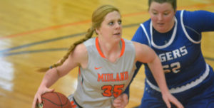 Second Half Surge Sends Lady Warriors to GPAC Tourney