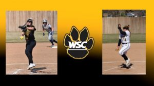 WSC Softball Sweeps Doubleheader Road Series