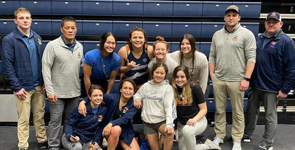 Lady Warriors Finish Ninth at WCWA Nationals; Four Named All-Americans