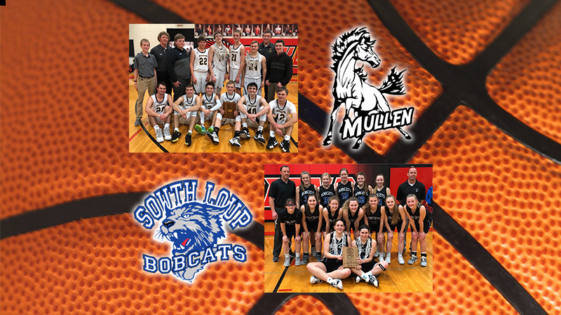 Mullen Wins Boys Title and South Loup Takes Girls Crown at MNAC Tournament