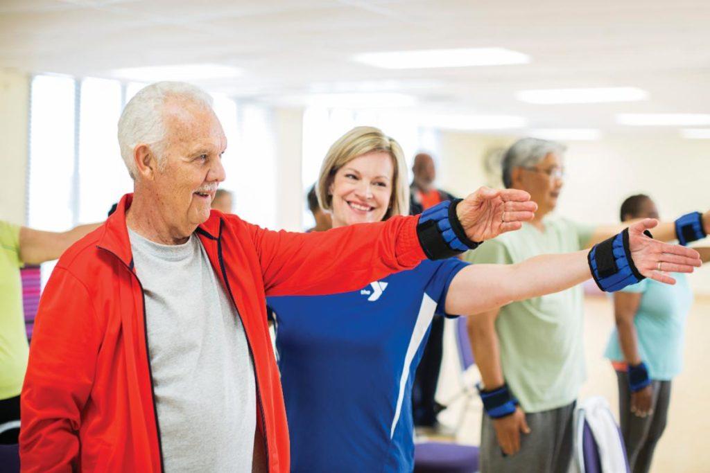 YMCA Hosting Active Older Adult Health Fair